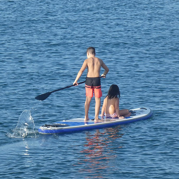 Tri at Portugal - Stand-Up Paddle