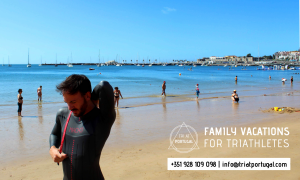Tri at Portugal - Family Vacation for Triathletes