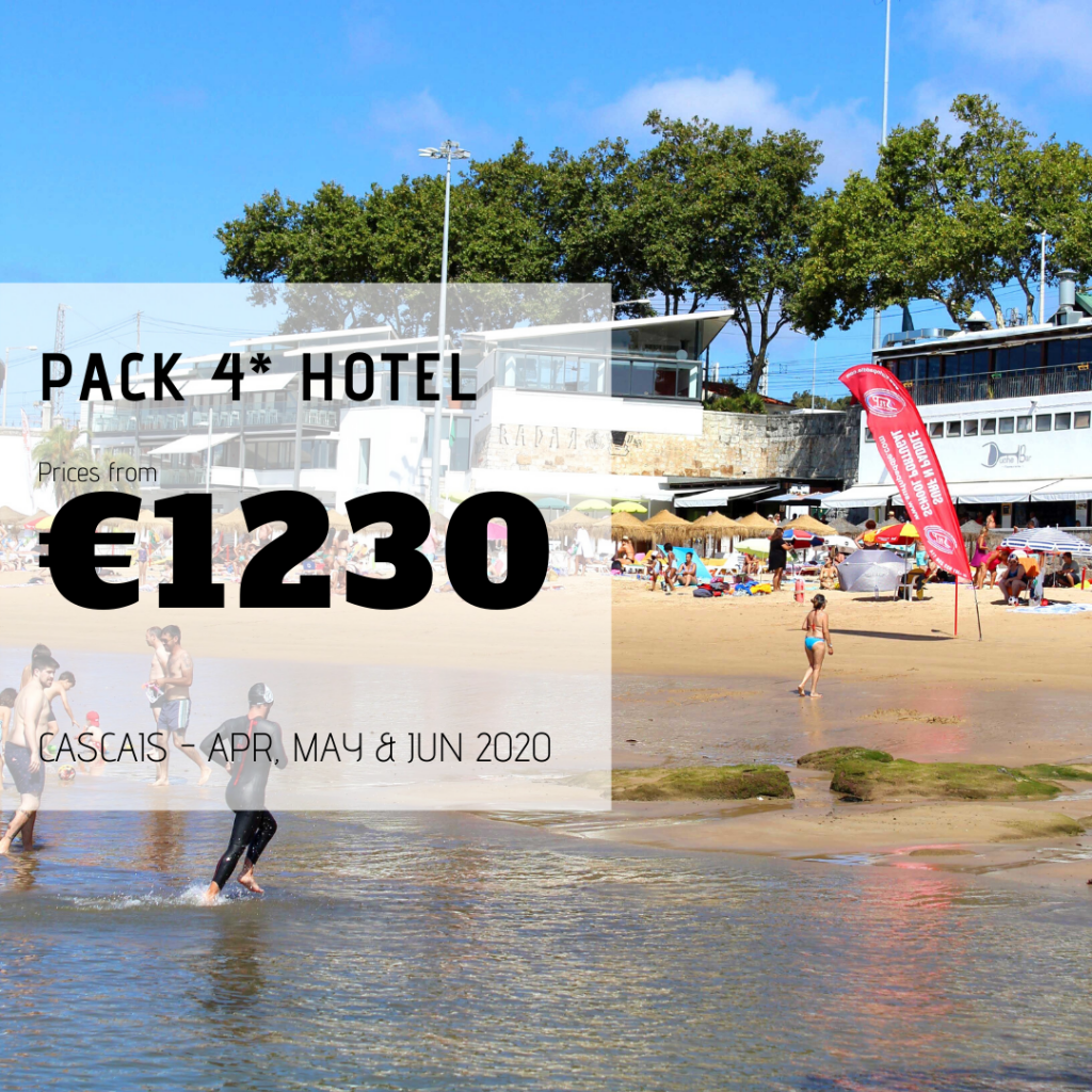 Vacation Pack 4* Hotel - April, May and June - Cascais, Portugal