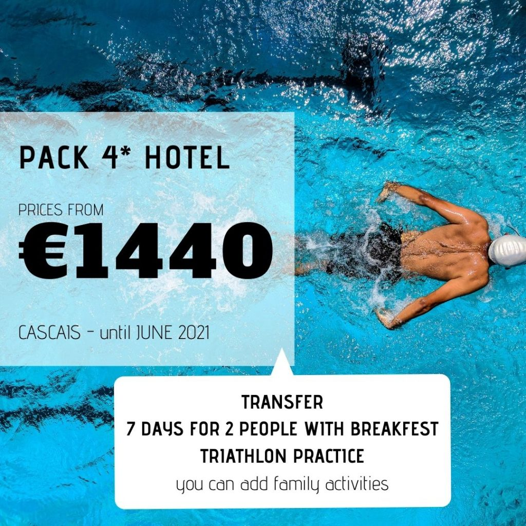 Tri at Portugal - SPRING IN 4-STAR Hotel - Cascais