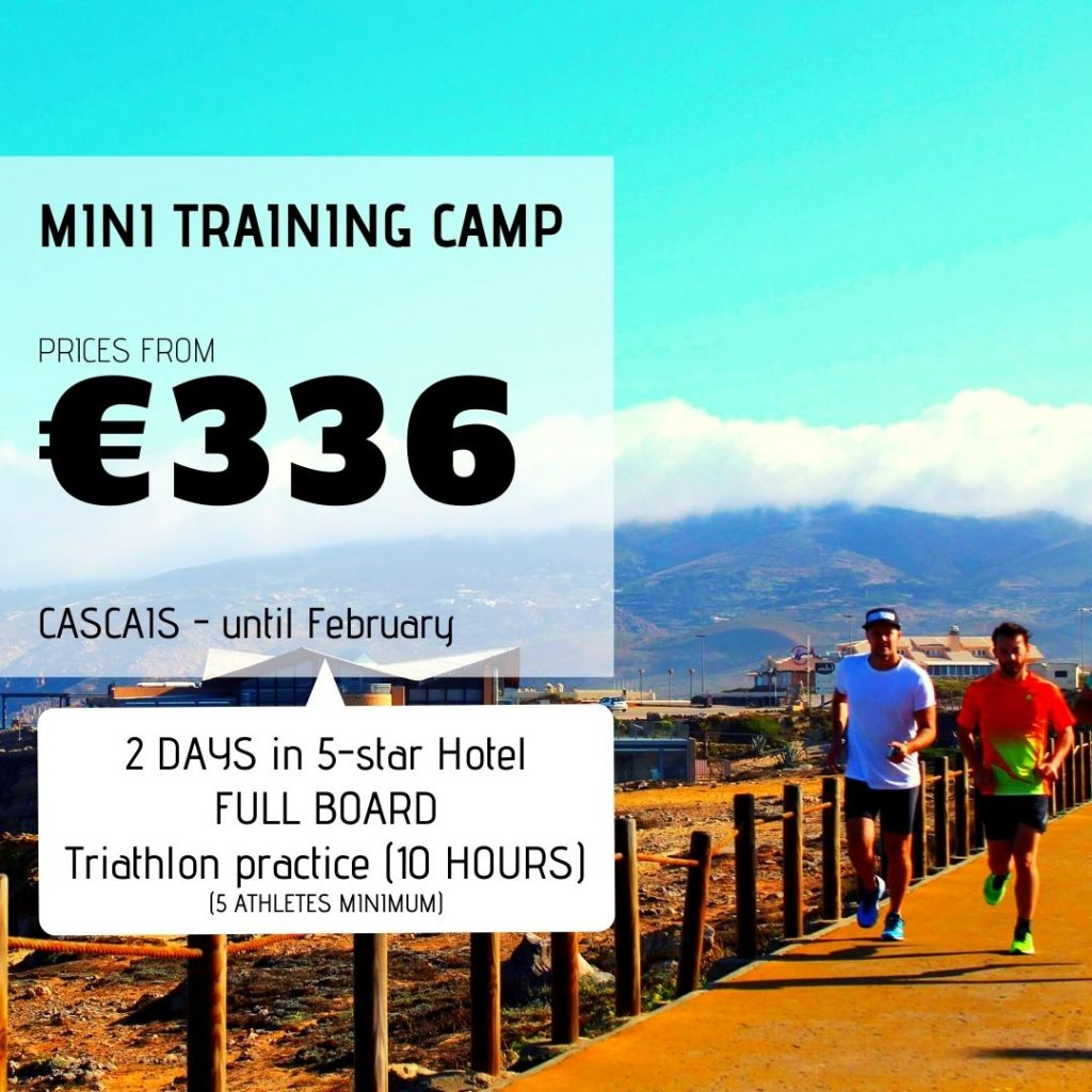 Triathlon Mini training camp - Cascais - Tri at Portugal
