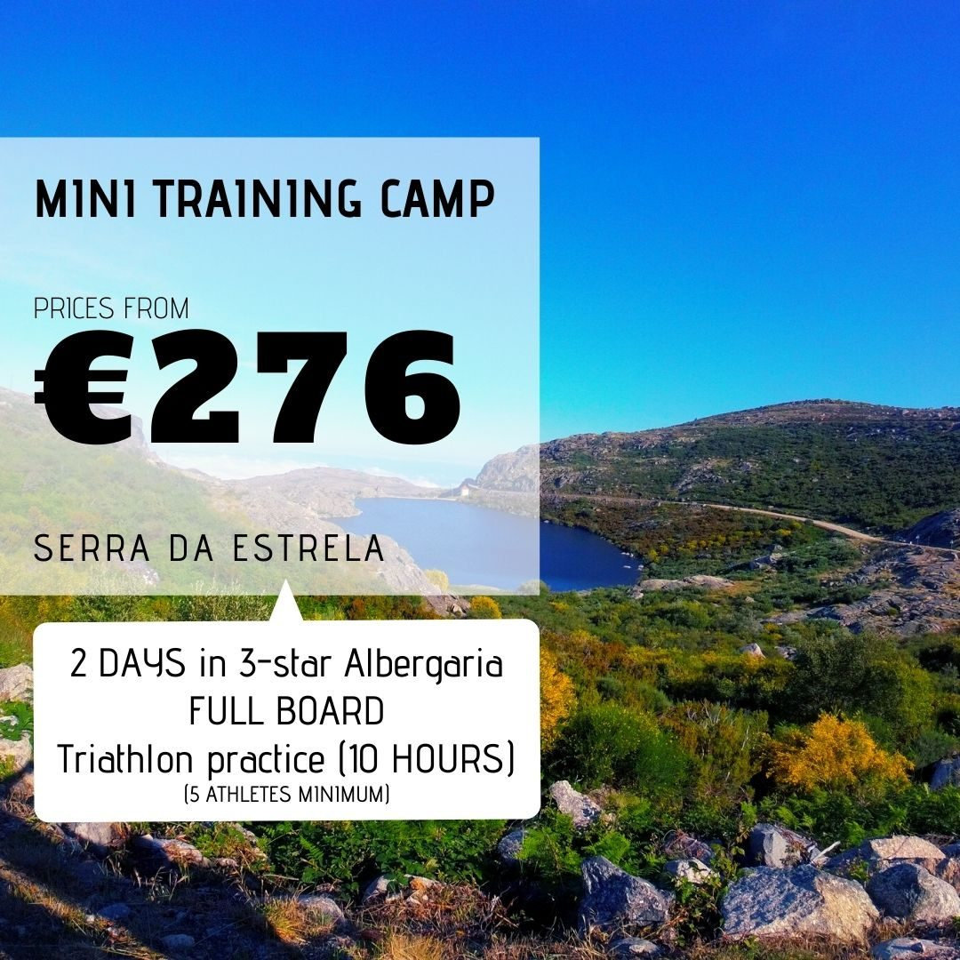Triathlon Mini training camp - Serra da Estrela - Tri at Portugal