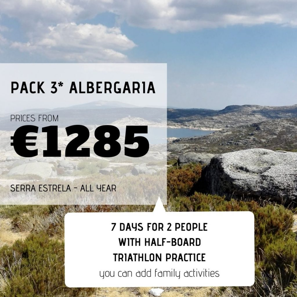 Triathlon Vacations - Serra da estrela - Tri at Portugal