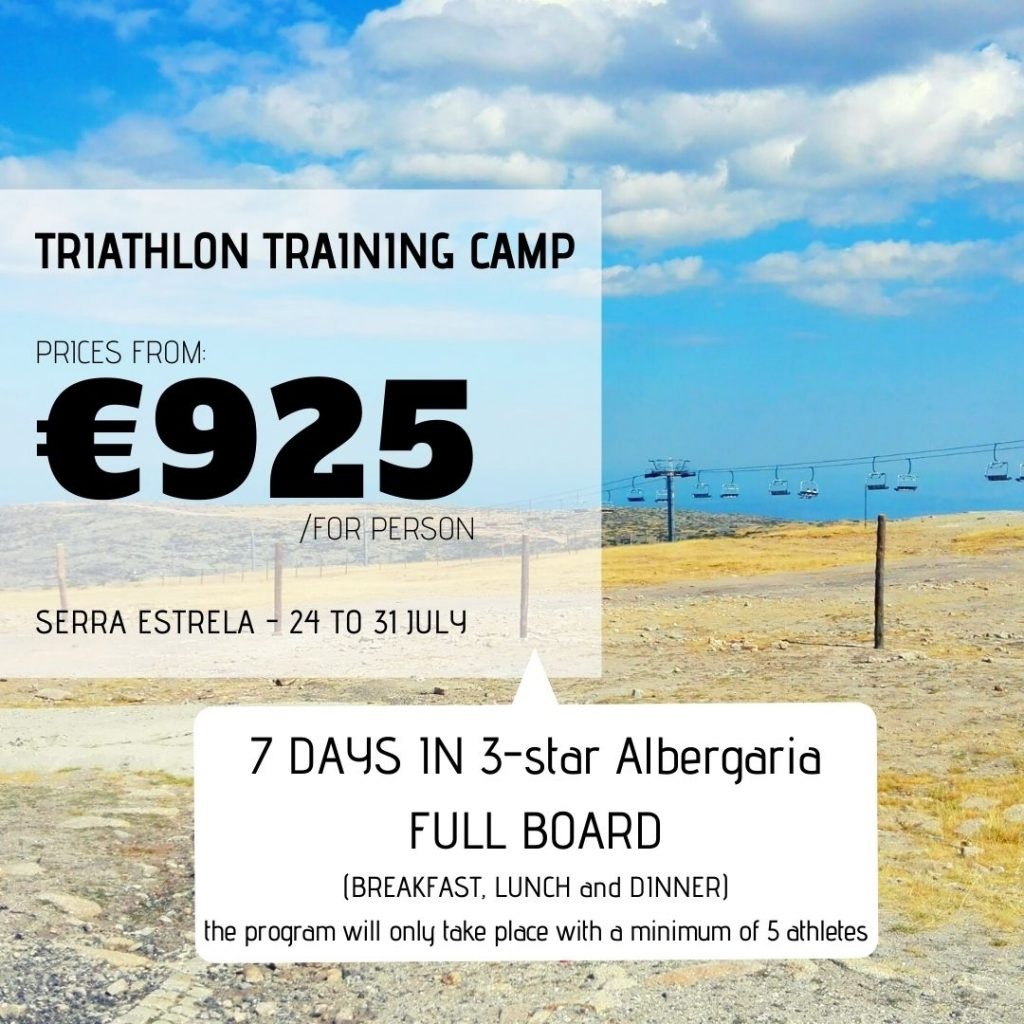 Training Camp - Serra da Estrela - Tri at Portugal